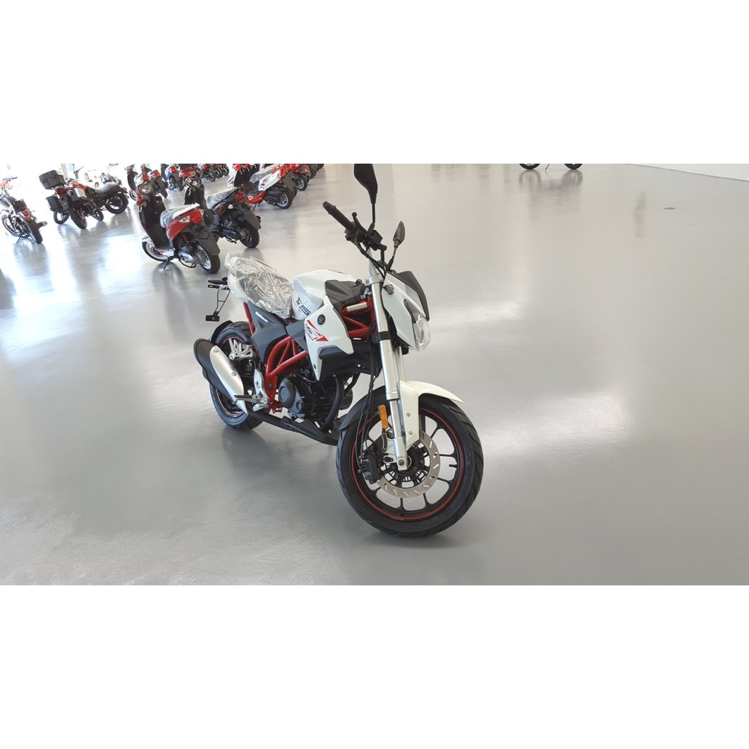 VORTEX ZII - 125CC | Moto | Naked - Andar de Moto